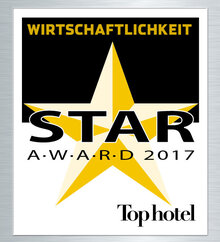 Top Hotel Star Award 2017